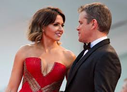 matt damon goes mini in venice opener u0027downsizing u0027 entertainment