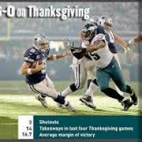eagles thanksgiving day history divascuisine
