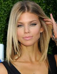 mid length blonde hairstyles shoulder length layered brunette hairstyles dfemale beauty