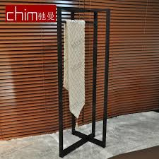 chi man fashion ikea solid wood clothes rack hanger landing