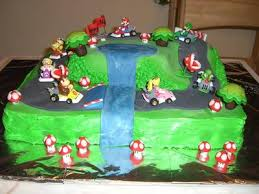 mario cake mario kart cake better recipes