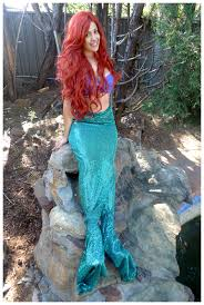 day 194 the little mermaid theme me costume fancy dress