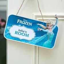 Frozen Elsa Bedroom Elsa Bedroom Door Sign U2013 Disney Inspired