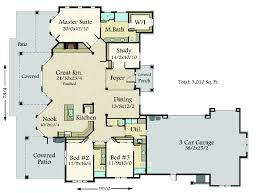 8000 sq ft house plans desert double r mark stewart home design