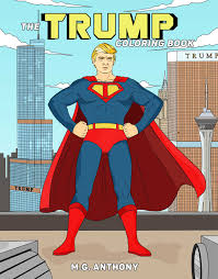trump coloring book book anthony official