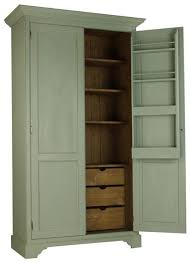 free standing kitchen ideas fascinating free standing kitchen larder with pull out drawers in