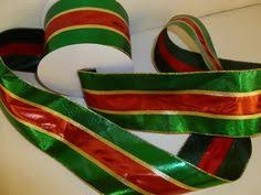 wide christmas ribbon 5 yds merry perry plaid wire edge ribbon 1 1 2 wide