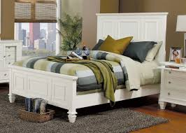 sandy beach classic california king bed collection 201301kw