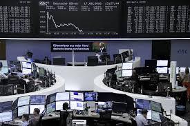 political risks loom large on european markets wsj