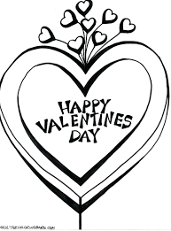coloring pages valentines day printouts valentines day worksheet
