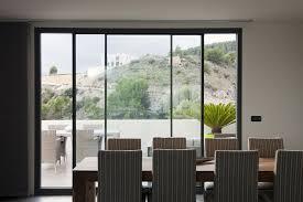 Glass Sliding Patio Doors Sl20 Classic Sliding Aluminium Glass Patio Doors Slimline Glazing