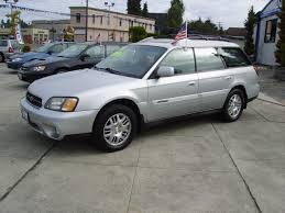 silver subaru 2004 subaru outback limited awd auto sales