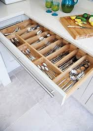kitchen storage ideas kitchen drawer storage best 25 cutlery storage ideas on