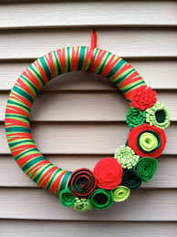 whimsical handmade wreath designs for your front door