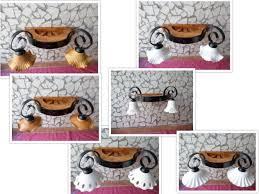 ladari rustici in ceramica ladari rustici in ferro battuto e legno terracotta ceramica