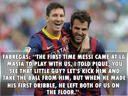 Facebook Soccer Memes - soccer memes fabregas on messi facebook