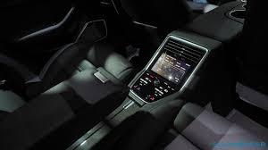 porsche panamera 2017 interior 2017 porsche panamera 4s and turbo every techie u0027s dream car