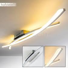 Wohnzimmer Lampe Edel Led Decken Leuchte Orgia U2013 3000 Kelvin Warmweißes Gemütliches