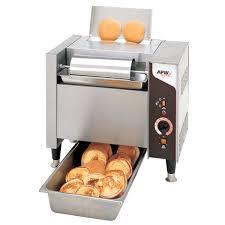 Conveyor Toaster For Home Bun Grill