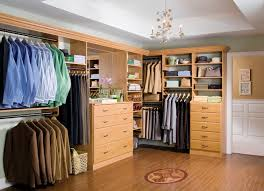 closet walk in decor solid wood closet organizer s