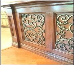 decorative metal cabinet door inserts decorative metal screen doors decorative metal cabinet door insert