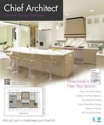Chief Architect Kitchen & Bath Software Ad