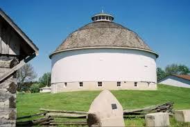 Dome Barn Fultoncountyhistory Round Barn Capital