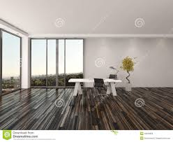 Home Office Interior Design by Modern Home Office Interior Design Stock Illustration Image