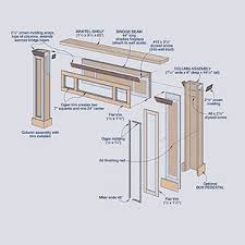 Wood Mantel Shelf Plans by 72 Best Mantels Images On Pinterest Fireplace Ideas Fireplace