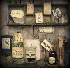 apothecary home decor entertaining chic vintage home decorating ideas halloween interior