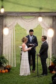 wedding arch used length macrame wedding backdrop arch curtain
