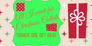 all i want for christmas collab teenage gift ideas youtube