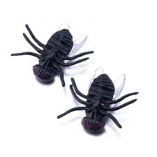 amazon com plastic flies halloween fly for gifts party favors