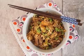 cuisine asiatique facile khao pad kaï riz sauté thaïlandais trop facile dans ma cuisine