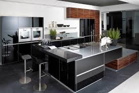 modele de cuisine moderne americaine cuisine moderne americaine cuisine equipee en bois meubles rangement