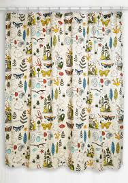 Zoological Shower Curtain by Please Wipe Your Paws Doormat Modcloth Display And Bath
