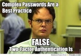 Password Meme - passwords suck it s time to kill passwords