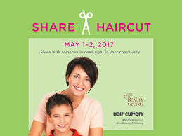 spring share a haircut campaign to benefit victims of domestic