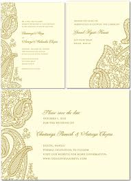 indian wedding cards online paisley bliss diy weddings invitations and crafts