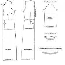 dasar membuat pola baju ebook download cara membuat pola baju untuk pemula