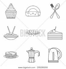 Dining Room Table Clipart Black And White Dining Room Images Illustrations Vectors Dining Room Stock