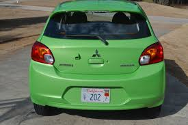 mitsubishi mirage hatchback 2015 2015 mitsubishi mirage review perfect car for a teenager