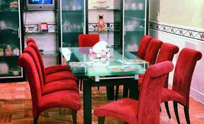 Red Dining Room Chair Covers dining red dining tables and chairs inviting red leather dining