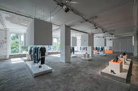 Fashion Interior Design by Atelier Kontrast Heidelberg Projects