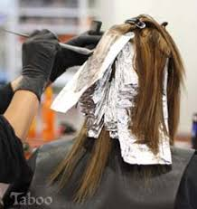 where to place foils in hair wellington hair colour expert colourist specialists karori