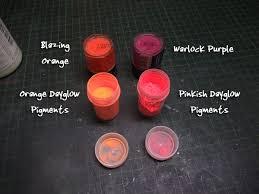 massive voodoo tutorial using dayglow colors
