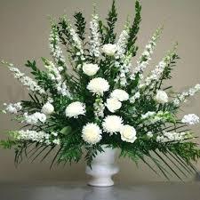 church flower arrangements large flower arrangements chatel co