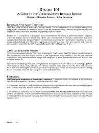 make your resume online