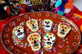 dia de los muertos pictures día de los muertos cookies calaveras