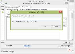 what is android sdk android sdk manager